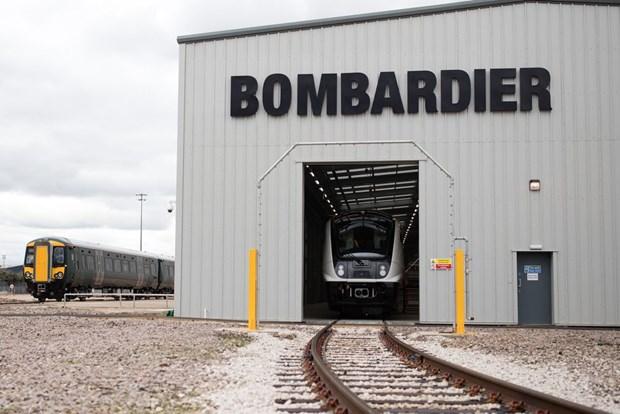 Alstom chi 7 ty USD mua lai mang kinh doanh duong sat cua Bombardier hinh anh 1