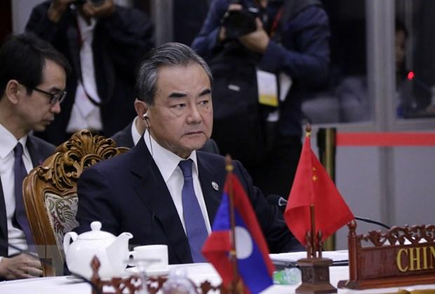 ASEAN-Trung Quoc tang cuong hop tac ung pho dich benh COVID-19 hinh anh 1