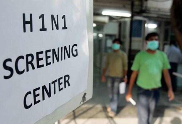Gan 80 nguoi xet nghiem duong tinh voi virus cum A/H1N1 tai An Do hinh anh 1