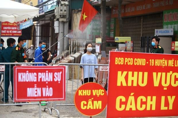 Hop tac ASEAN day lui dich benh COVID-19: Doan ket la suc manh hinh anh 1