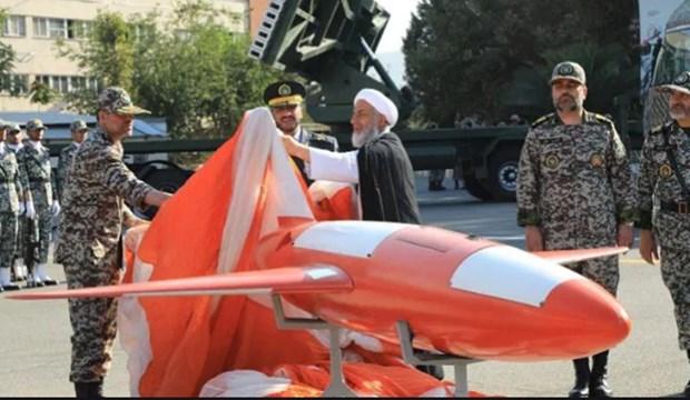 Quan doi Iran duoc trang bi thiet bi bay khong nguoi lai tu san xuat hinh anh 1