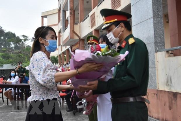 Thua Thien-Hue: Ky uc kho quen 20 ngay trong khu cach ly Truong Bia hinh anh 1