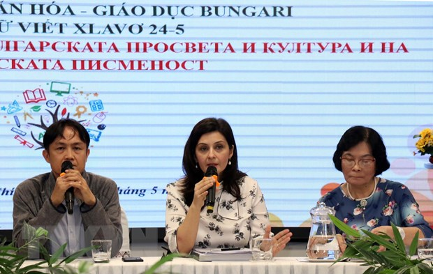 Viet Nam-Bulgaria tang cuong hop tac trong linh vuc van hoa, giao duc hinh anh 1