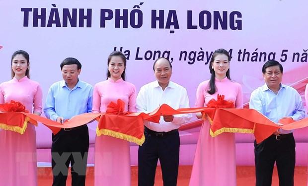 ''Quang Ninh can chien luoc phat trien kinh te du lich mui nhon'' hinh anh 3