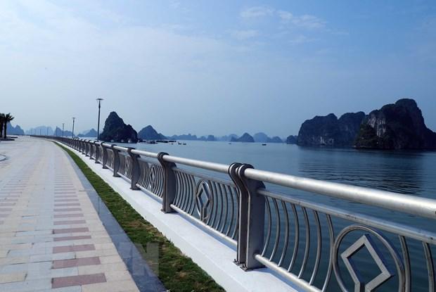 ''Quang Ninh can chien luoc phat trien kinh te du lich mui nhon'' hinh anh 2