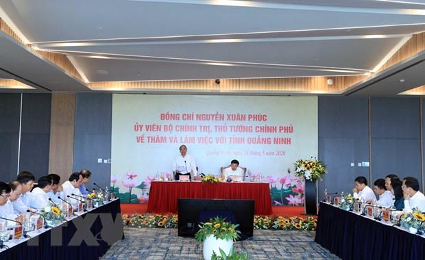 ''Quang Ninh can chien luoc phat trien kinh te du lich mui nhon'' hinh anh 1