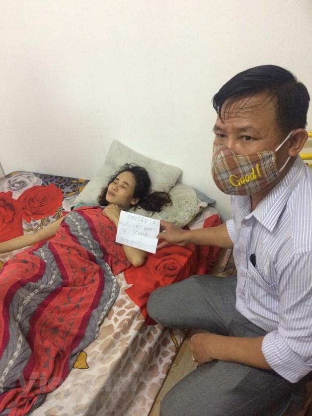Am ap tinh nguoi Viet tai Malaysia trong dai dich COVID-19 hinh anh 3