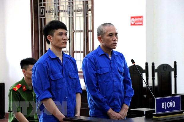 Hoa Binh: An chung than cho doi tuong van chuyen trai phep chat ma tuy hinh anh 1