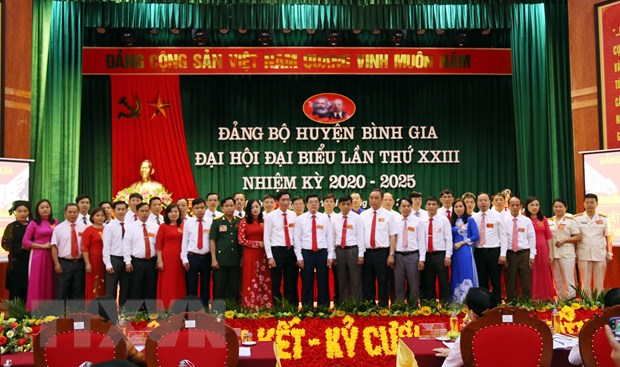Lang Son: Binh Gia phat huy loi the ve dat dai, doi rung va du lich hinh anh 1