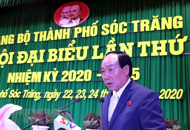 Dang bo thanh pho Soc Trang tap trung nguon luc de phat trien ben vung hinh anh 1