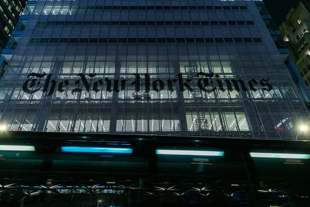 Bao New York Times rut khoi ung dung doc tin Apple News hinh anh 1