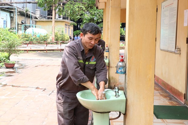 Ngay Ve sinh yeu nuoc nang cao suc khoe: Vi mot Viet Nam khoe manh hinh anh 1
