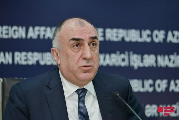 Tong thong Azerbaijan cach chuc Ngoai truong Mamedyarov hinh anh 1
