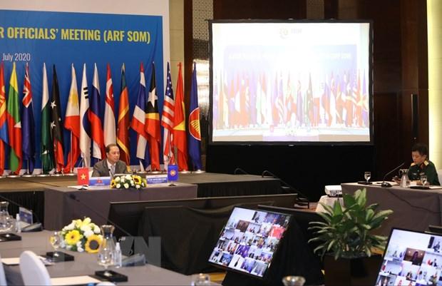 Viet Nam dong gop quan trong trong nhieu quyet sach lon cua ASEAN hinh anh 1