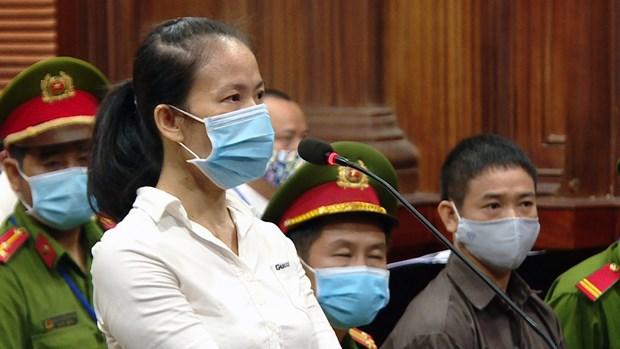 TP Ho Chi Minh: Toa an xet xu 8 bi cao xam pham an ninh quoc gia hinh anh 2