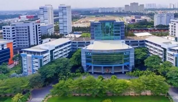 Trường Đại học Tôn Đức Thắng. Nguồn: Vnews.gov.vn