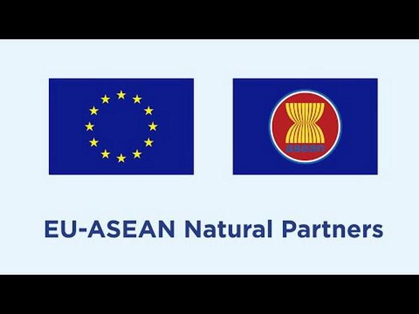 EU cong bo quan he doi tac moi voi 19 co so nghien cuu cua ASEAN hinh anh 1