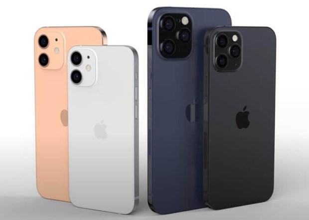 Apple chuan bi ra mat 4 phien ban iPhone 12 moi nhieu ky vong hinh anh 1