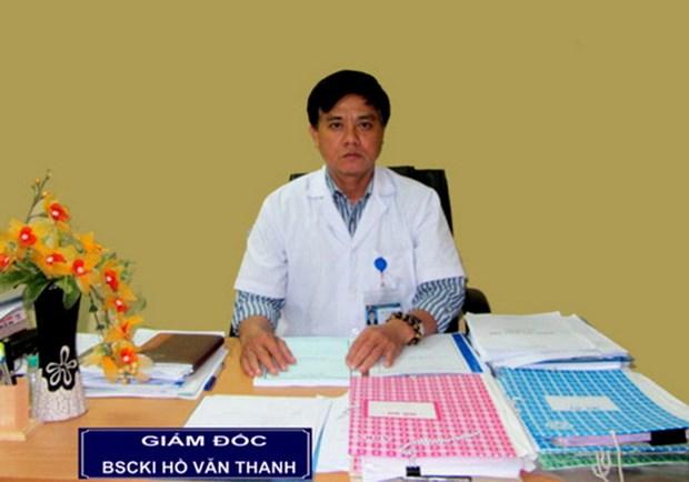 Cach chuc Giam doc Benh vien San-Nhi Phu Yen do thieu trach nhiem hinh anh 1