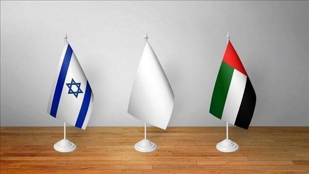 UAE de nghi mo Dai su quan tai thanh pho Tel Aviv cua Israel hinh anh 1