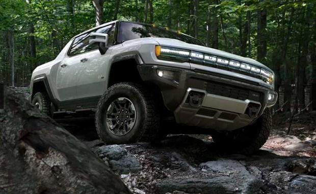 GM ban het so xe ban tai Hummer EV 'Edition 1' cho dat mua truoc hinh anh 1