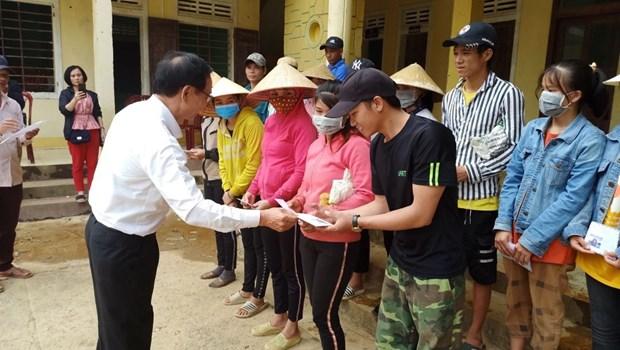 Co quan Trung uong Hoi Nha bao Viet Nam: Ket noi tinh nguoi sau lu du hinh anh 3