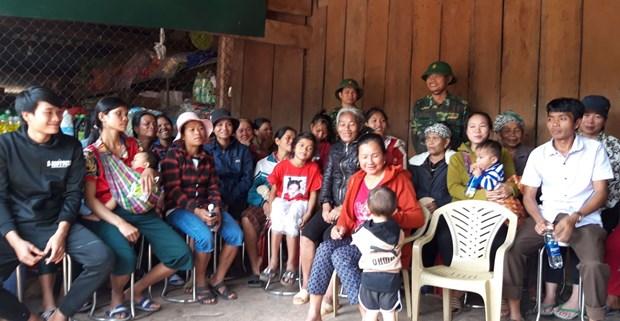 Co quan Trung uong Hoi Nha bao Viet Nam: Ket noi tinh nguoi sau lu du hinh anh 5
