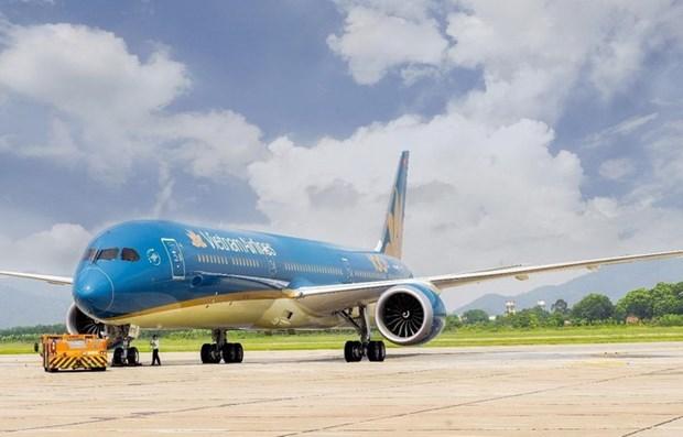 Vietnam Airlines dan dau Top thuong hieu tot nhat Viet Nam nam 2020 hinh anh 1