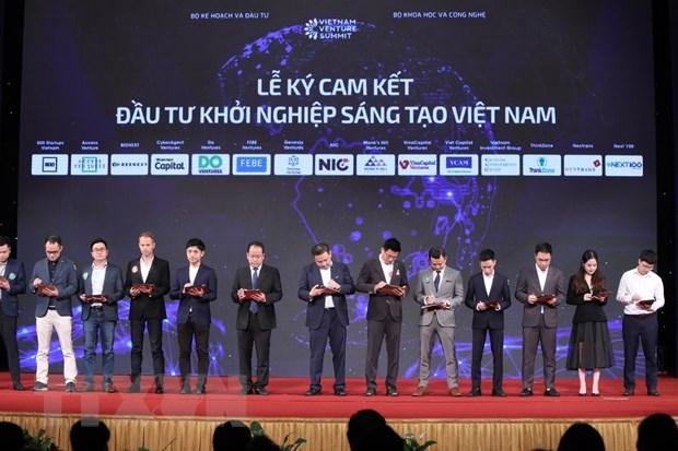 33 quy dau tu se 'rot' von vao start-up doi moi sang tao tai Viet Nam hinh anh 1