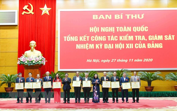 Tong Bi thu, Chu tich nuoc: