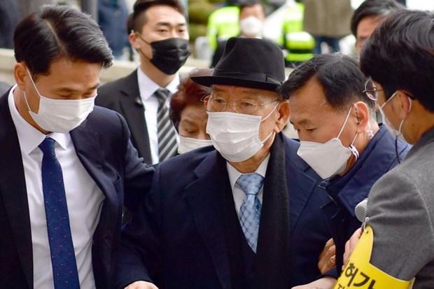 Cuu Tong thong Han Quoc Chun Doo-hwan nhan tu 8 thang tu giam hinh anh 1
