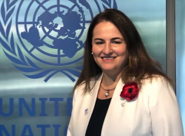 UN Women Viet Nam: Mong muon phu nu Viet Nam duoc chia se nhieu hon hinh anh 1