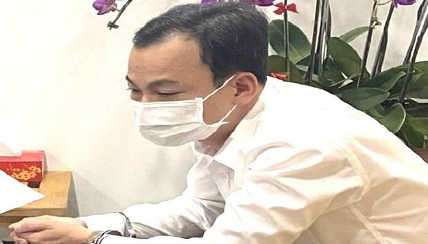 Vu xang gia o Dong Nai: Bat them 1 doi tuong mua ban hoa don gia hinh anh 2