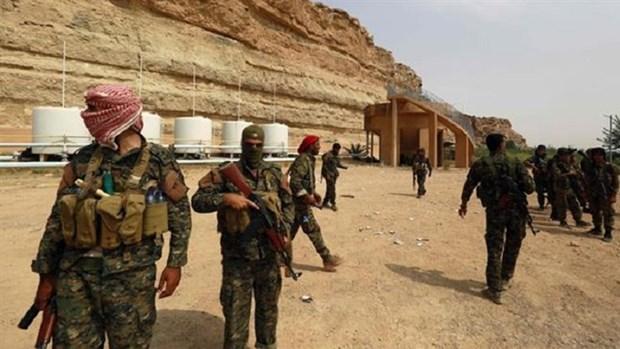 Syria: Hai qua min phat no tai tinh Hama khien 21 nguoi thuong vong hinh anh 1