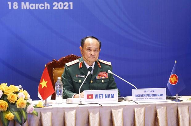 ACDFM-18: Nhieu nuoc chi trich Trung Quoc thong qua Luat Hai canh hinh anh 1