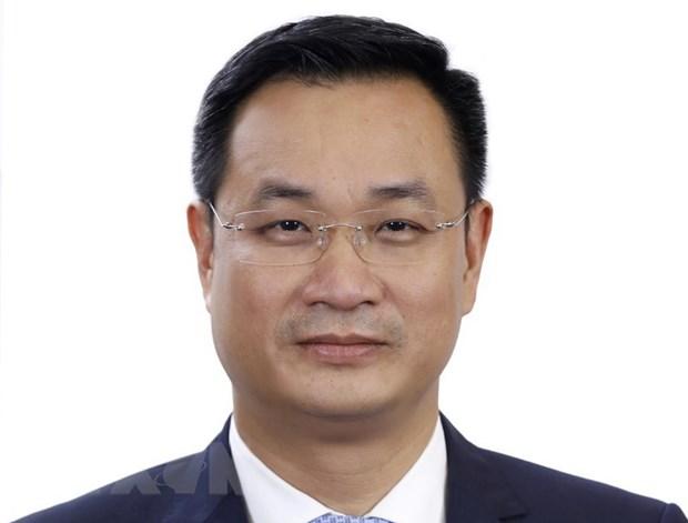 Ong Le Ngoc Quang giu chuc Tong Giam doc Dai Truyen hinh Viet Nam hinh anh 1