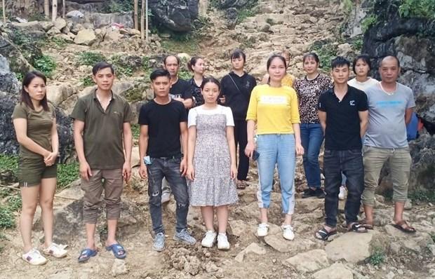 Dich COVID-19: Cao Bang ngan chan 38 cong dan nhap canh trai phep hinh anh 1