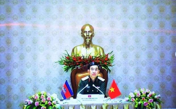 Viet Nam sat canh ho tro Campuchia vuot qua kho khan do dich COVID-19 hinh anh 1