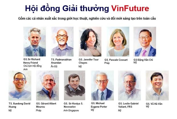 De cu VinFuture hut hang tram nha khoa hoc tu Harvard, MIT, Max Planck hinh anh 2