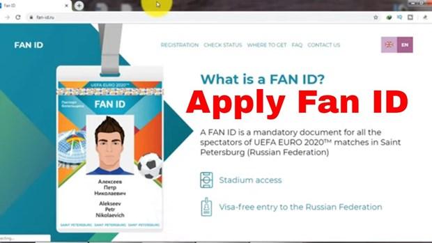 Canh bao cong dan Viet Nam nhap canh Nga xem EURO 2020 bang Fan ID hinh anh 1