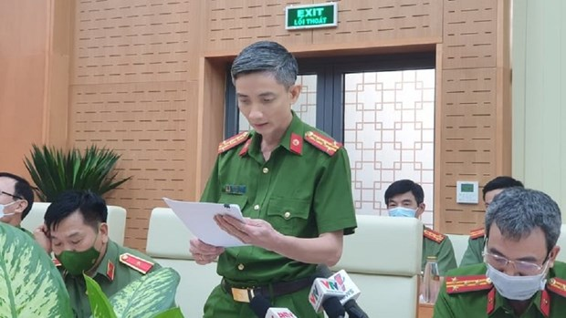 Bo Cong an: Ong Nguyen Duy Linh bi khoi to ve toi ''Nhan hoi lo'' hinh anh 1