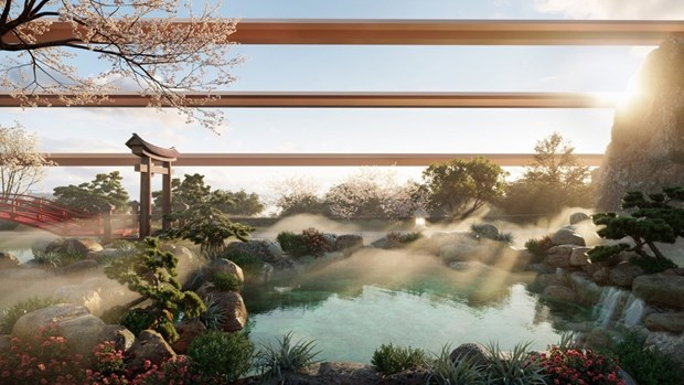 Swanlake Residences - to hop Onsen 1.000 ty dong trong Ecopark hinh anh 2