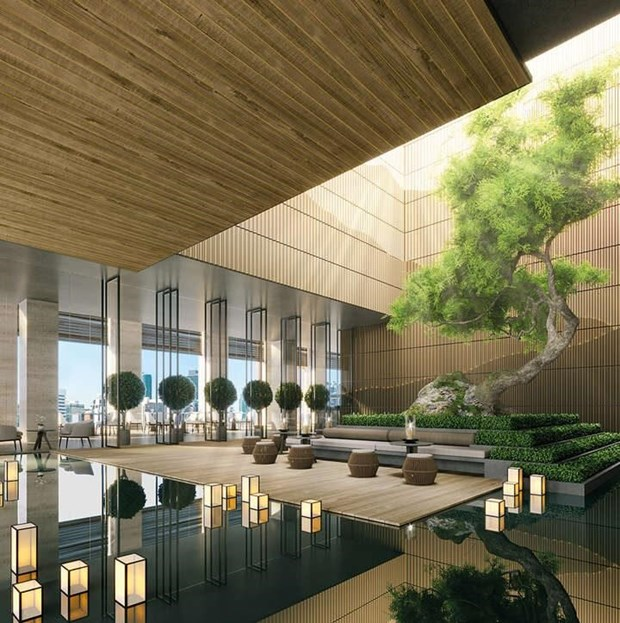 Swanlake Residences - to hop Onsen 1.000 ty dong trong Ecopark hinh anh 7
