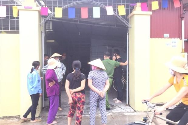 Hai Phong: Mau thuan gia dinh, chong chem 2 chi em vo roi tu tu hinh anh 1