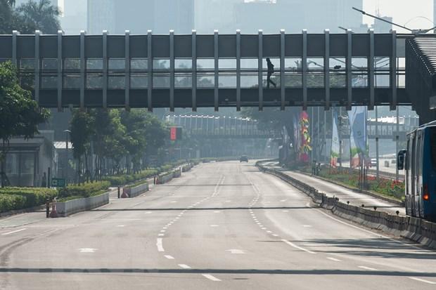 Dich COVID-19: Thu do Jakarta cua Indonesia khong con 'vung do' hinh anh 1