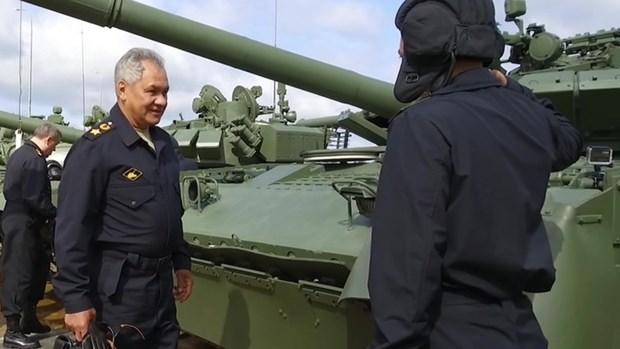 Nga khai mac Dien dan Army 2021 va Army Games 2021 hinh anh 1