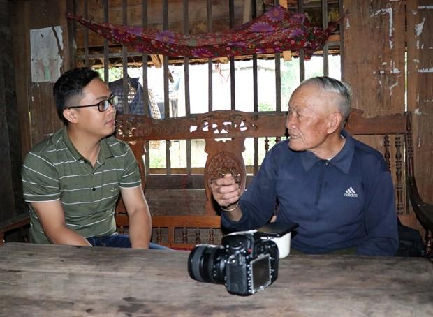 Ky uc ve Dai tuong Vo Nguyen Giap trong long nguoi dan Muong Phang hinh anh 3