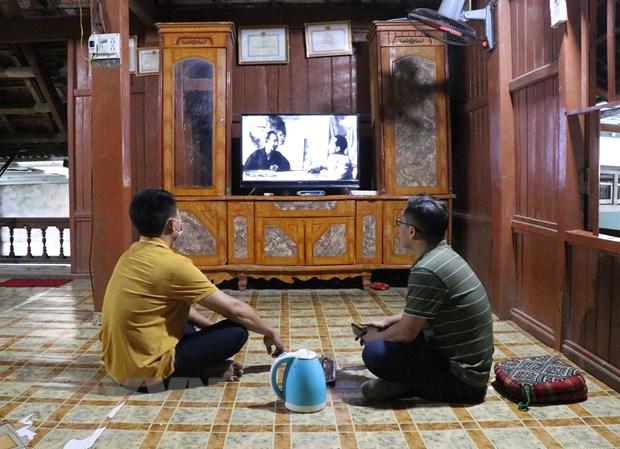 Ky uc ve Dai tuong Vo Nguyen Giap trong long nguoi dan Muong Phang hinh anh 1