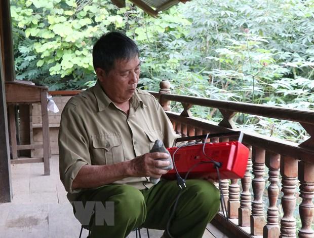 Ky uc ve Dai tuong Vo Nguyen Giap trong long nguoi dan Muong Phang hinh anh 2