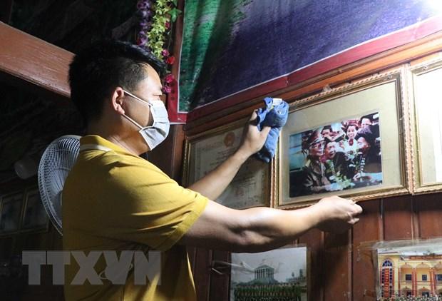 Ky uc ve Dai tuong Vo Nguyen Giap trong long nguoi dan Muong Phang hinh anh 4